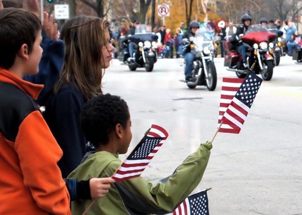 Veterans Parade Milwaukee