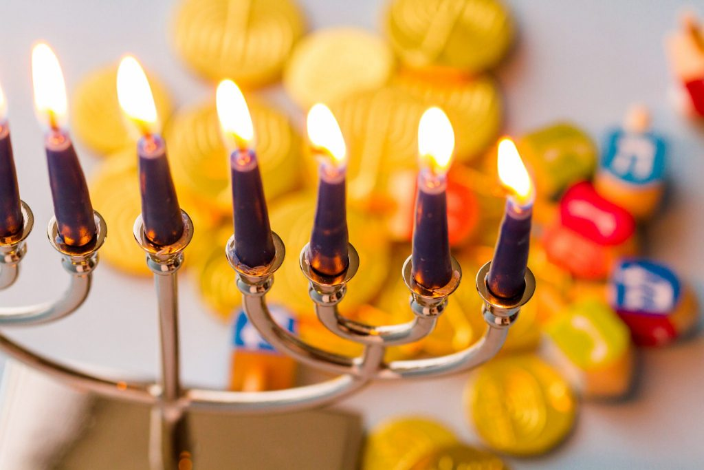 Public Menorah Lightings In The Us Drive The Nation