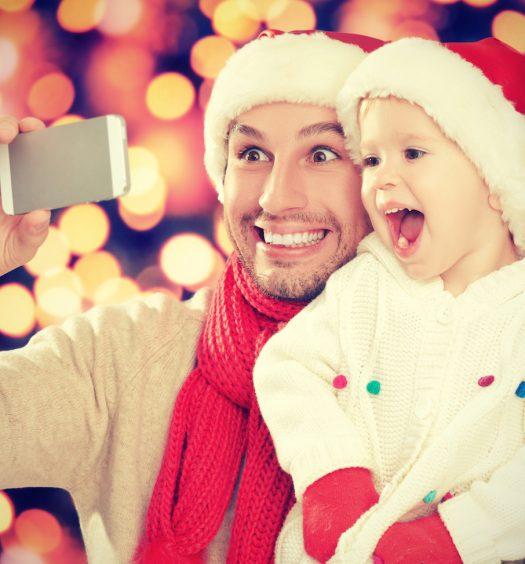 Christmas Selfie