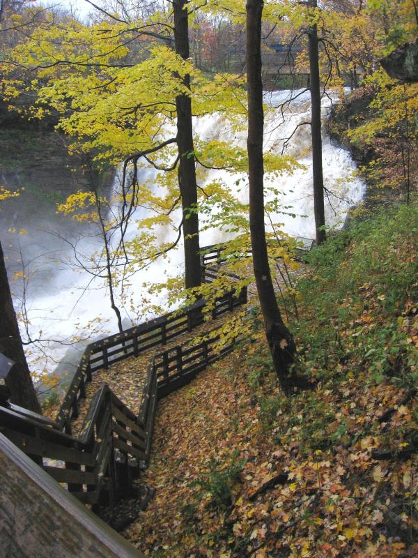 Brandywine Falls via NPS