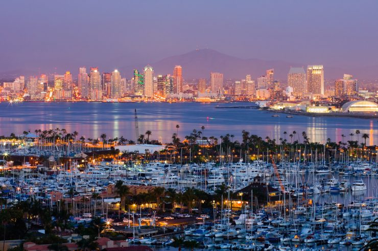Quick Guide To San Diego Drive The Nation