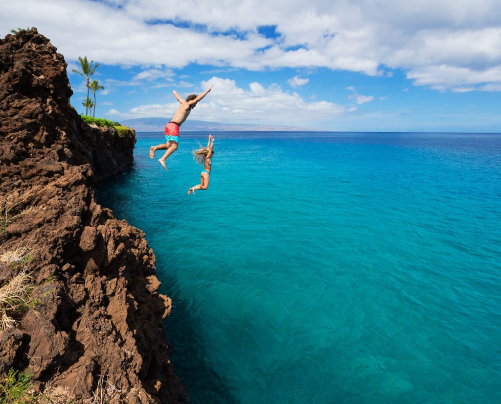 Best cliff diving spots in the usa drive the nation - Highest cliff dive ever ...