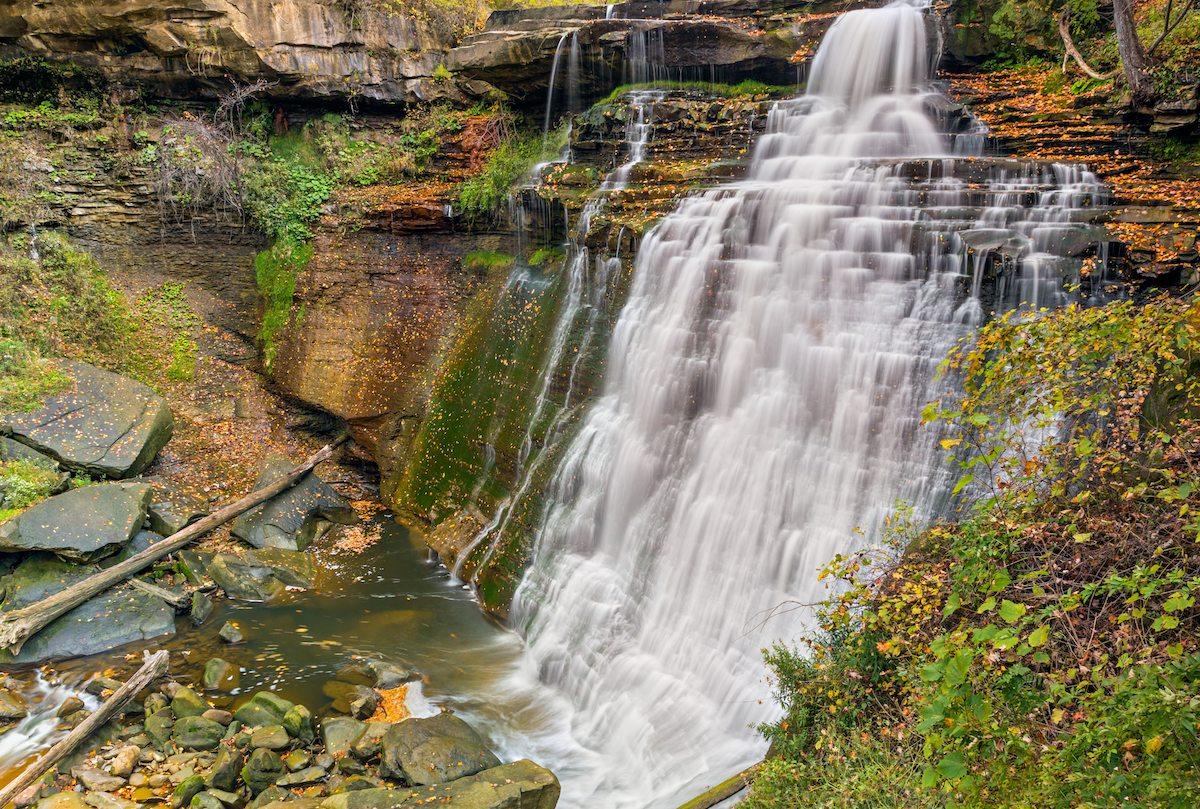 Brandywine Falls, Cuyahoga National Park