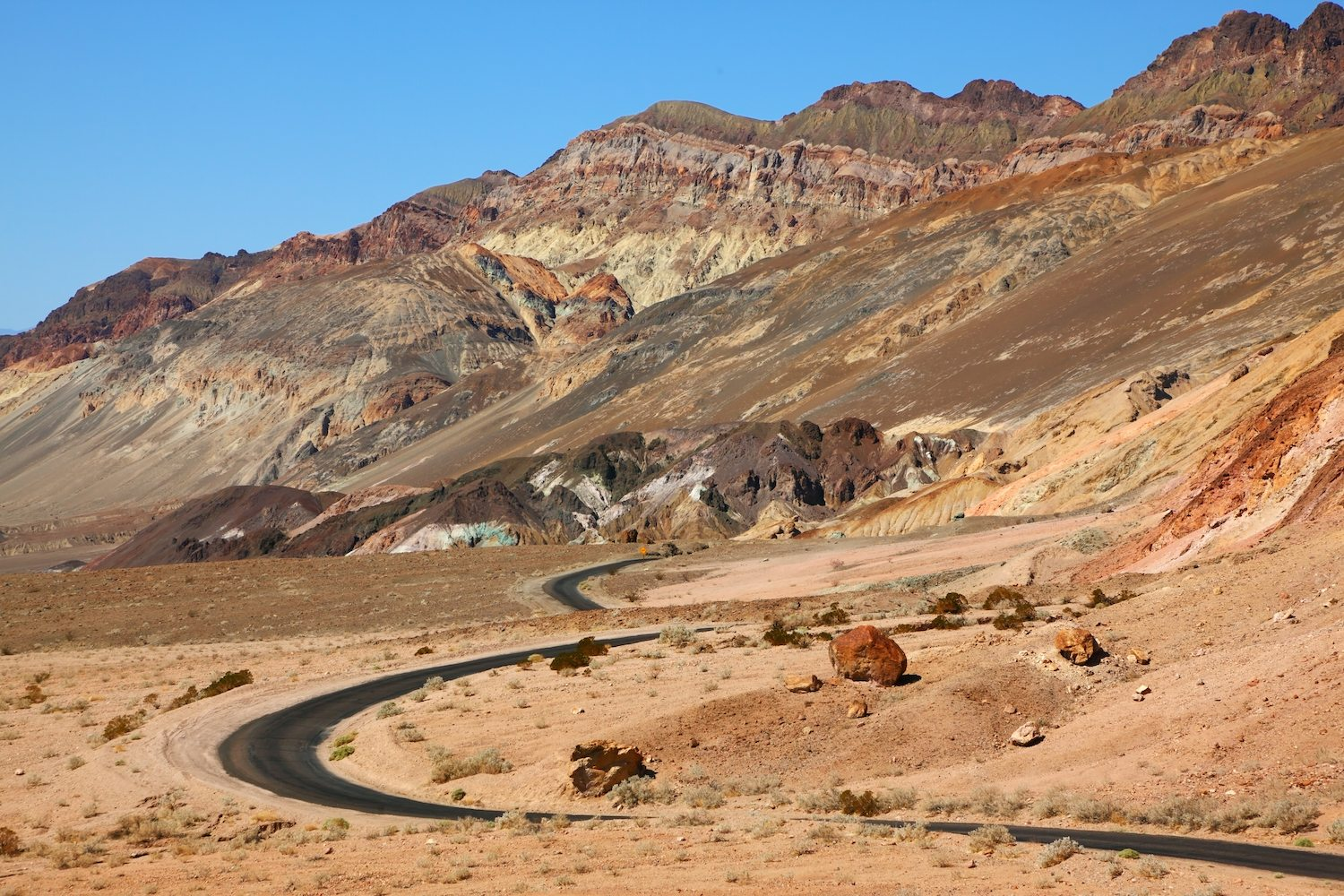 Death Valley Scenic Byway