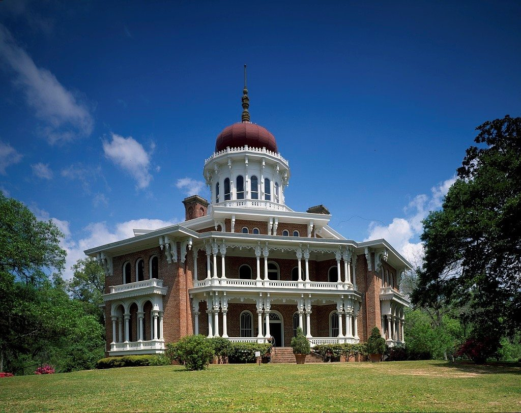 Natchez trace parkway road trip drive the nation for Longwood house
