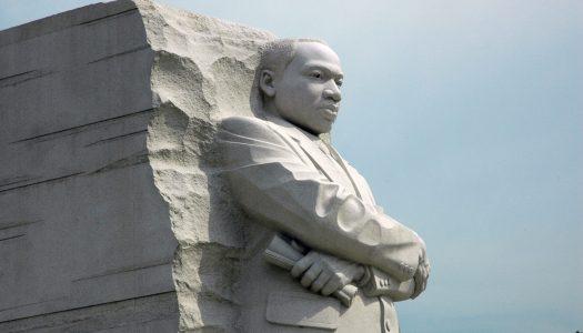 Remembering MLK, Jr. at His Memorials