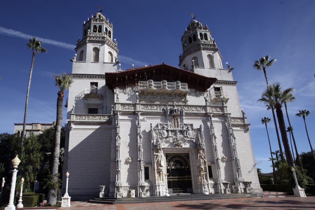 Visit Hearst Castle Drive The Nation