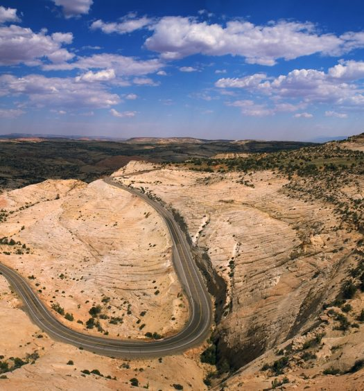 Byway 12 Through Grand Escalante State Park