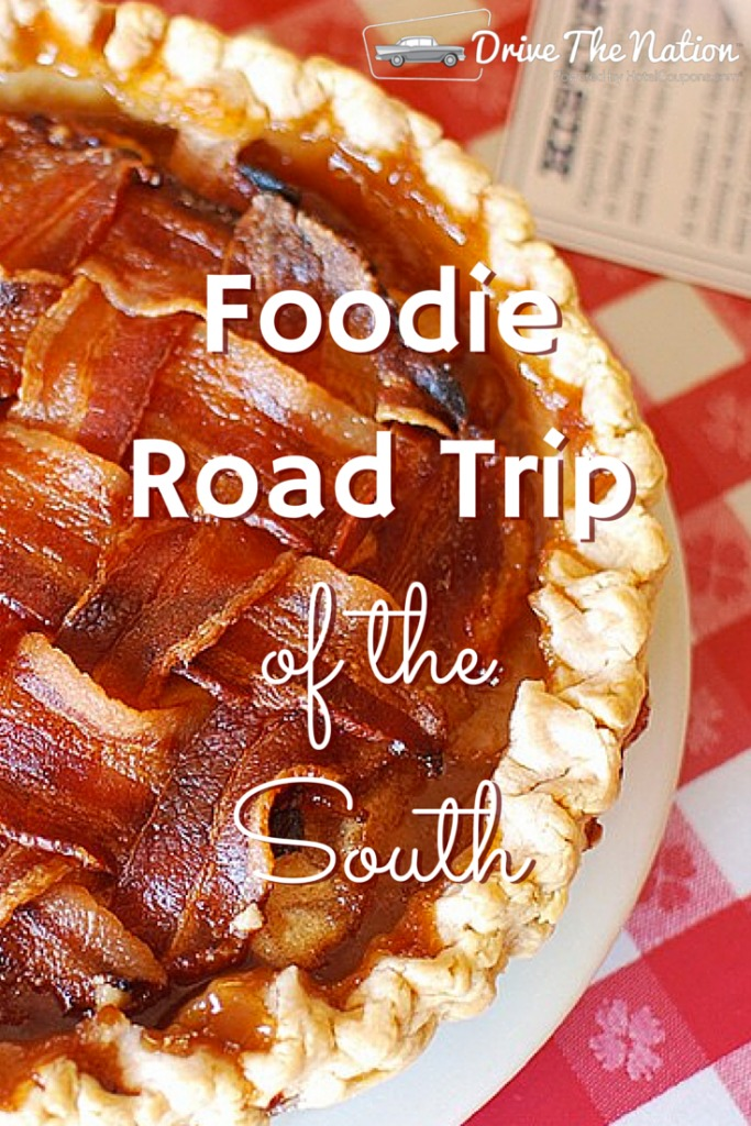 Foodie Road Trip of the South