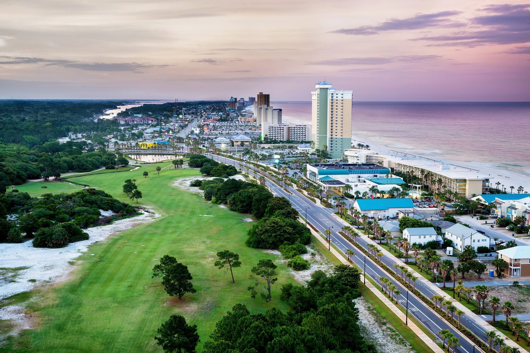 Quick Guide To Panama City Beach Drive The Nation