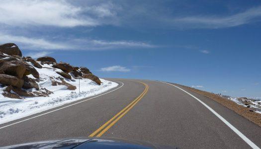 A Drive Up Pike's Peak