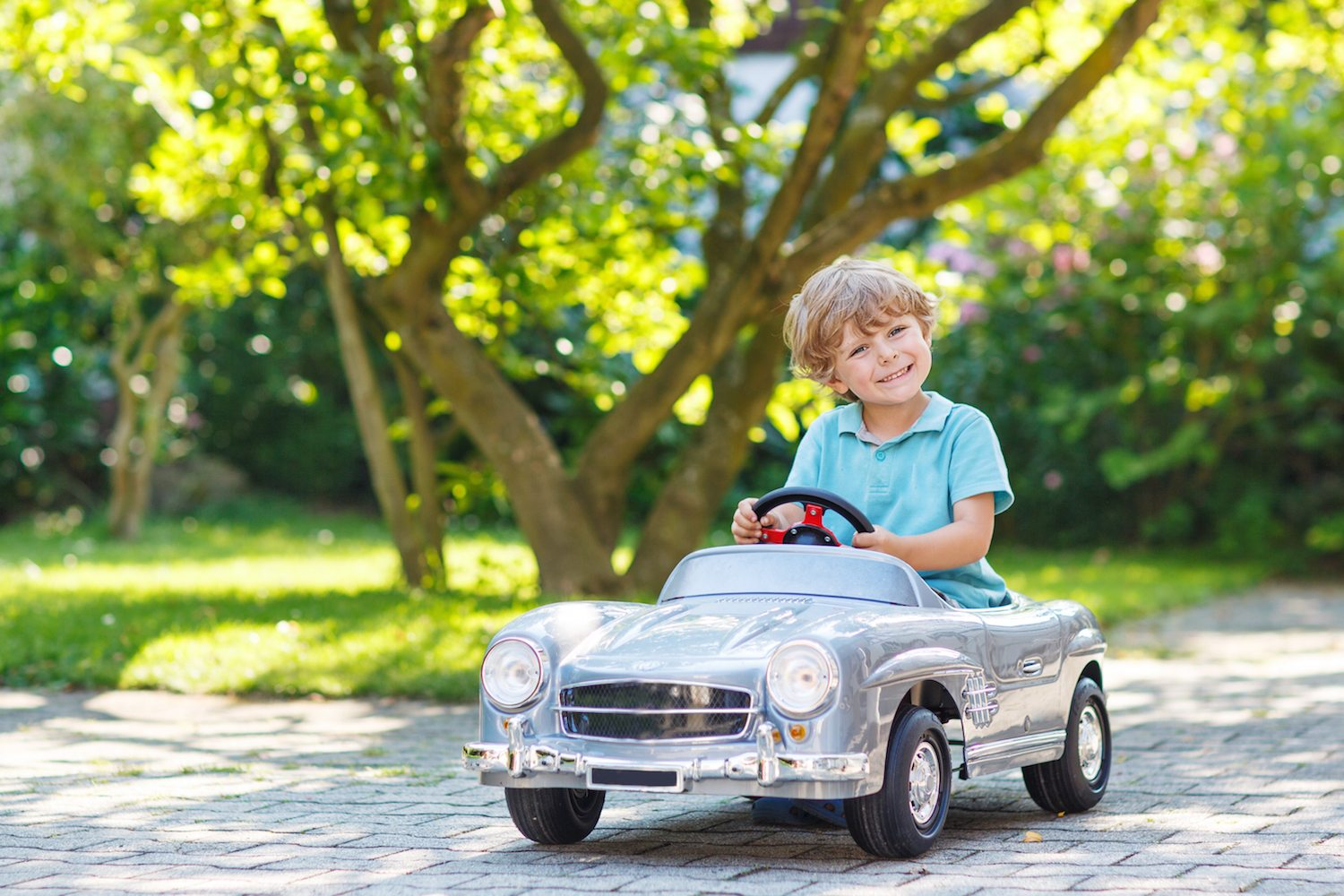 Toy Cars You Can Drive In