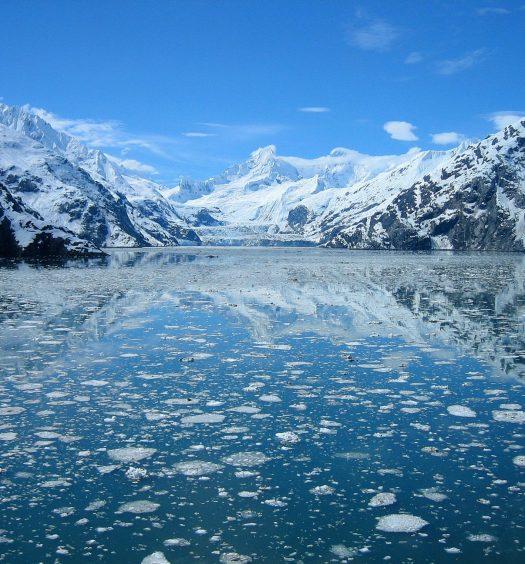 View of Glacier Bay