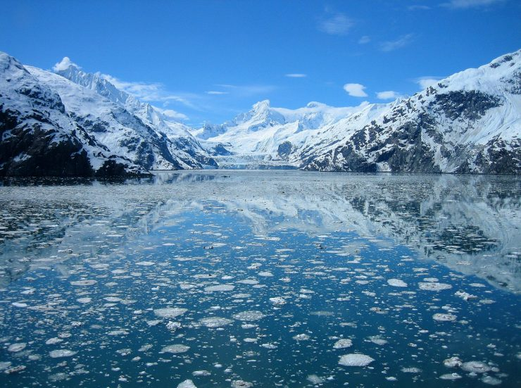 View of Glacier Bay