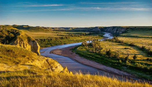 Sheyenne River Valley Scenic Byway