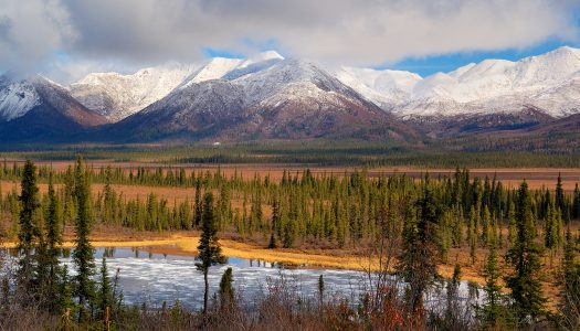 Wrangell – St. Elias National Park
