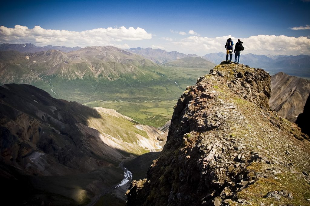 Skookum Volcano Trail- Backpackers
