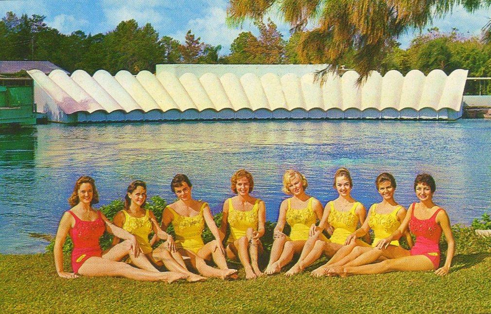 Mermaids of Weeki Wachee Springs