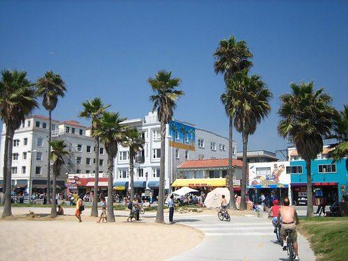 Venice Beach Path