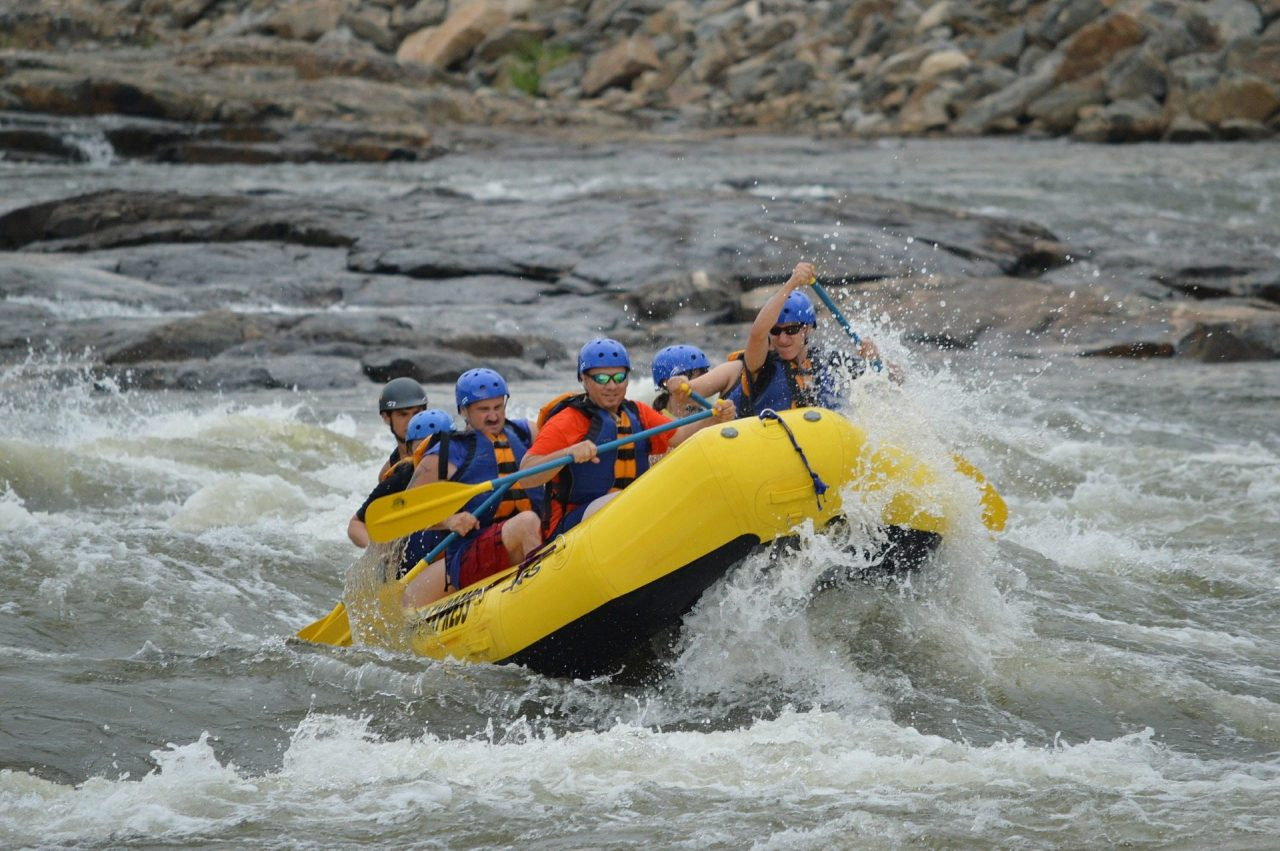 Most Epic Whitewater Rafting Destinations
