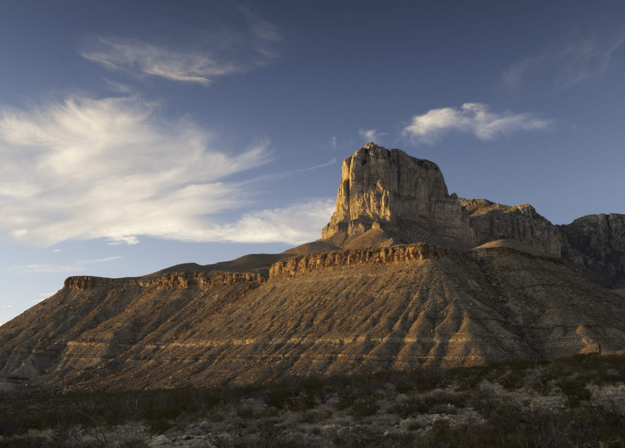Guadalupe Mountains National Park Drive The Nation