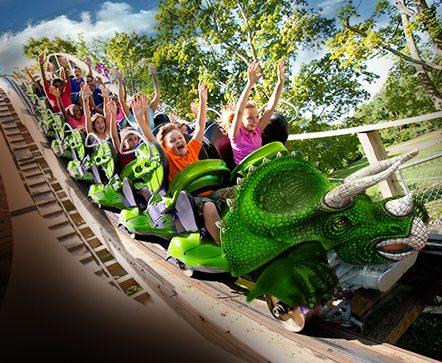 Storyland Rollercoaster Dinosaur