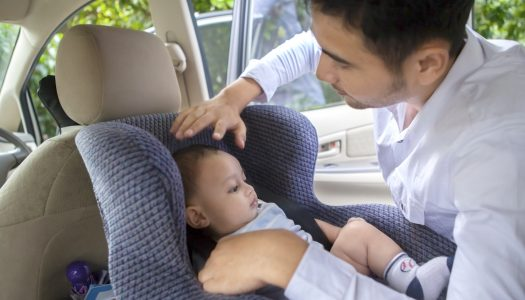 Baby's First Road Trip: 3 Tips for Smooth Sailing