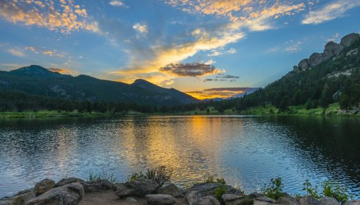 Enjoy Spectacular Beauty at 12,000 Feet in Rocky Mountain National Park