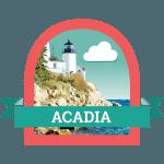Acadia Badge