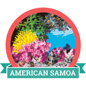 Did you know that the National Park System included tropical rainforests, coral reefs, and volcanic islands? Don't miss the National Park of American Samoa - it's worth the trip.