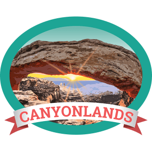 Canyonlands National Park is so large that it's separated into three distinct districts: Island in the Sky, The Maze, and Needles. Here's how to visit this gorgeous park.