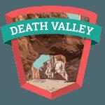 Death Valley Badge