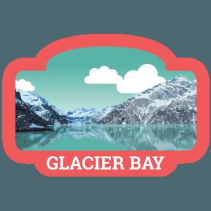 Glacier Bay Badge