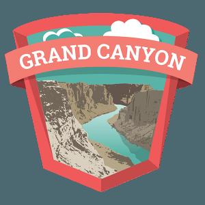 Grand Canyon Badge