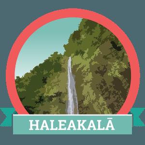 Haleakalā Badge