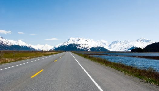 Take a Scenic Drive of the Seward Highway in Alaska