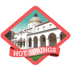 Guide to Hot Springs National Park