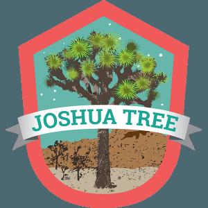 Joshua Tree Badge