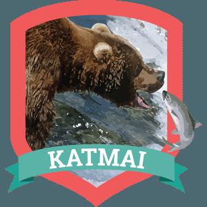 Katmai Badge