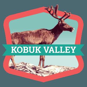 Kobuk Valley Badge
