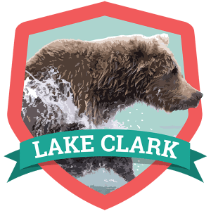 Lake Clark Badge