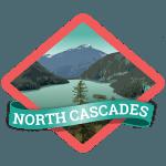North Cascades Badge