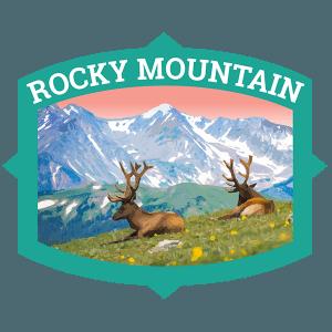 Rocky Mountain Badge