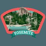 Yosemite Badge
