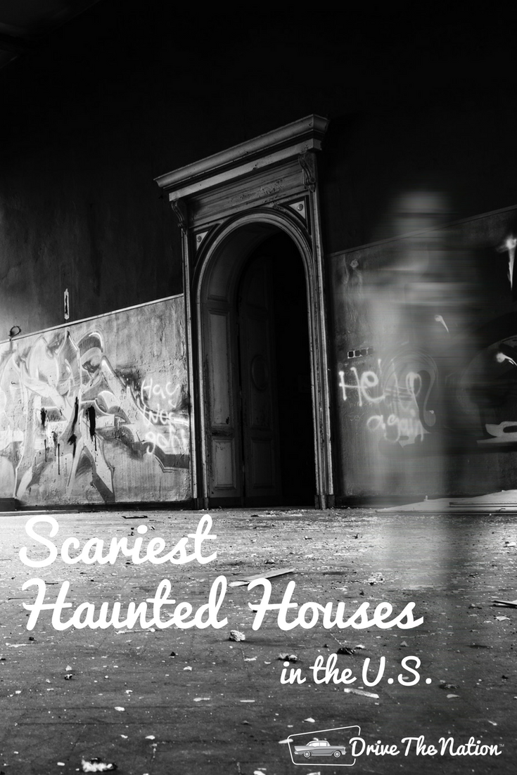 Beware - these are the scariest haunted houses in the U.S.