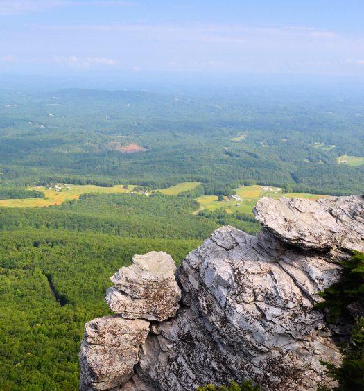 Hanging Rock State Park North Carolina