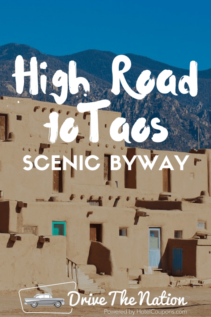 High Road To Taos Scenic Byway Drive The Nation