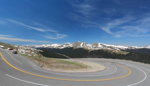 Trail Ridge Road Scenic Drive