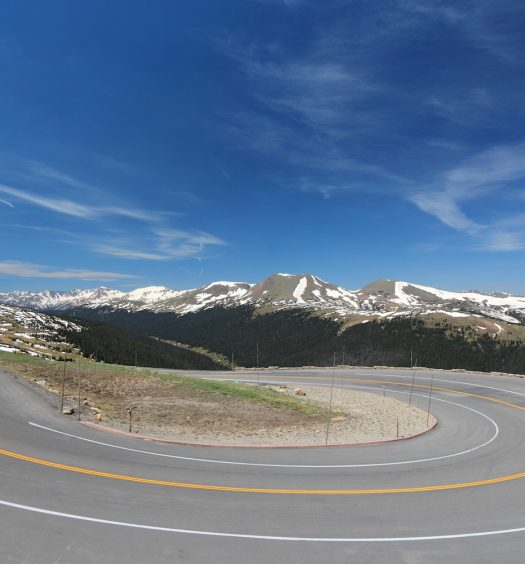 Trail Ridge Road Switchbacks