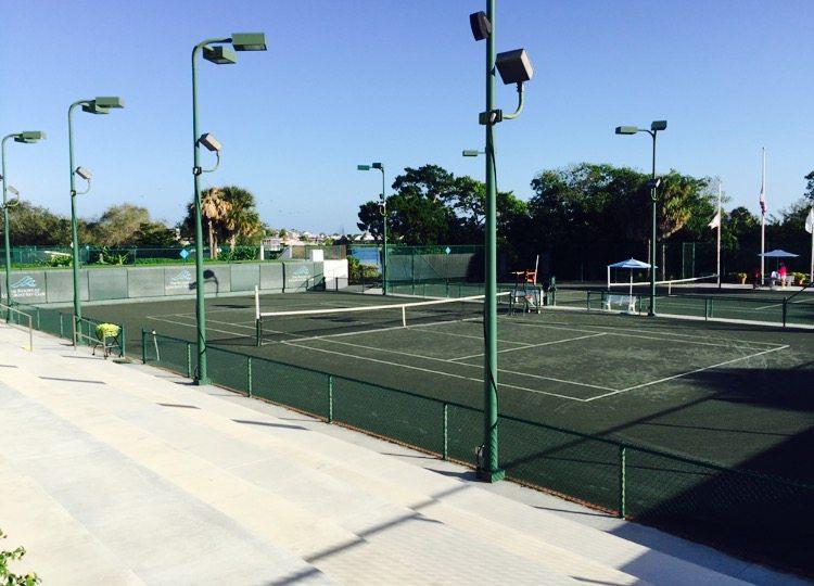 Tennis at Longboat